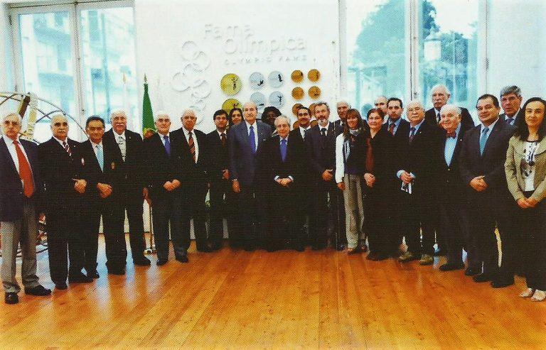 Acordo inicial para a criação da Associação com a assistência de cinco países comprometedores (Argentina, Equador, Espanha, Peru e Portugal).