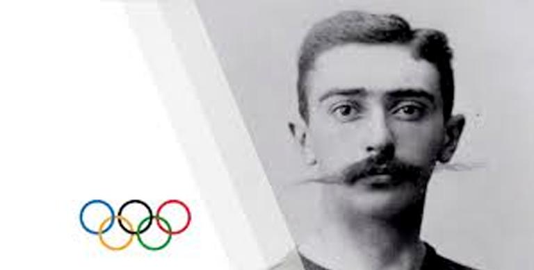 """El Olimpismo moderno fue concebido por Pierre de Fredi, Barón de Coubertin, a cuya iniciativa se reunió, el 23 de junio de 1894, el Congreso Atlético Internacional de París.  <br><br> <a href=""""#"""" class=""""links-olimpismo"""">Leer Más +</a>"""